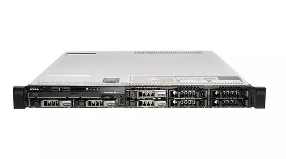 Dell R620 2x Sixcore 2 Discos 300gb Sas 10k
