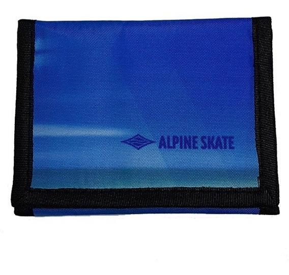 Billetera Náutica Alpine Skate 100% Original - 12 Modelos