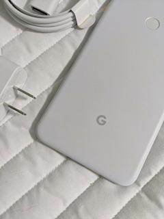 Google Pixel 3a Xl - 64gb - Clearly White - Branco