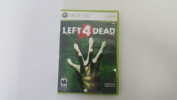 Left 4 Dead - Xbox 360 - Usado - Original