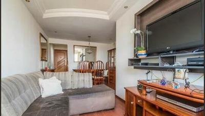 Apartamento Em Jardim Prudência, São Paulo/sp De 70m² 3 Quartos À Venda Por R$ 328.000,00para Locação R$ 1.500,00/mes - Ap253380lr