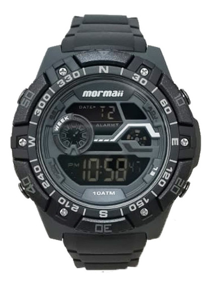 Relógio Mormaii Masculino Mo9030ab/8c