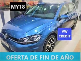 Vw Volkswagen Golf 1.4tsi Highline Dsg My18 Linea Nueva! ..-