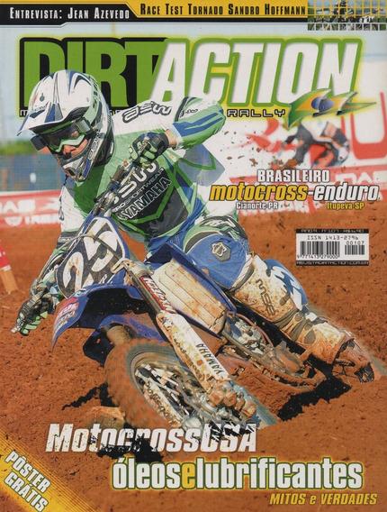 Dirt Action N°107 Honda Xr250 Tornado Sandro Hoffmann