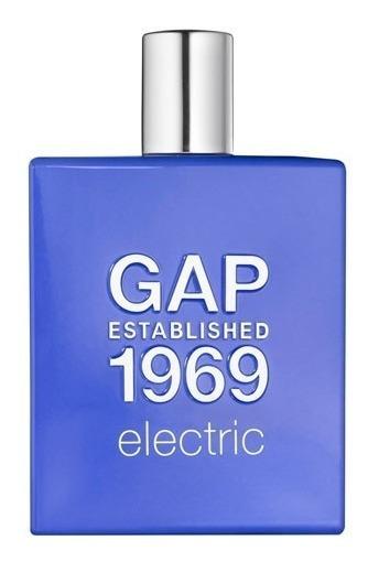 Perfume Gap Estab. 1969 Electric Masculino