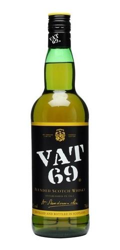 Whisky Vat 69 750cc