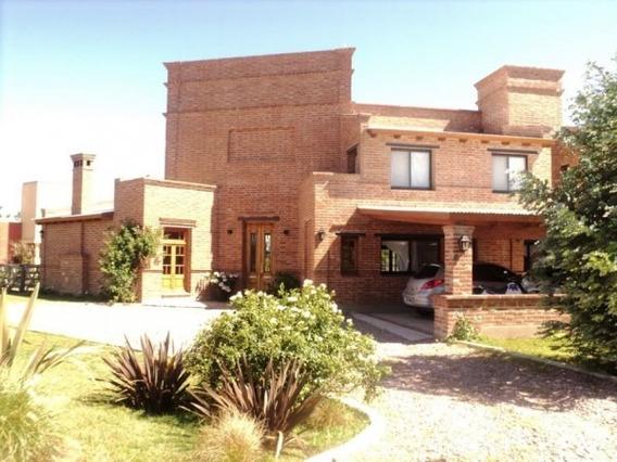 Alquilo Casa De Lujo 100 % Equipada Full En Campos Del Virrey Camino A Alta Gracia