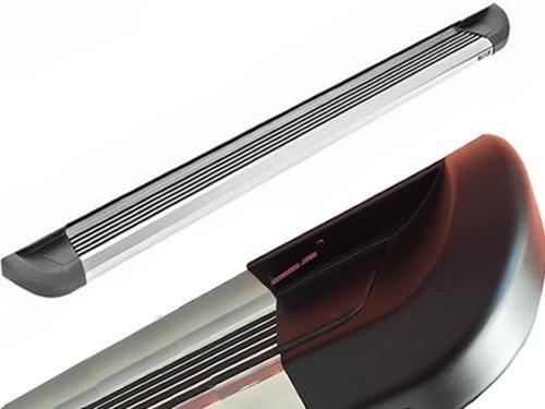 Imagen 1 de 4 de Estribos Aluminio Bepo Brasil Amarok  / Ranger Cabina Simple