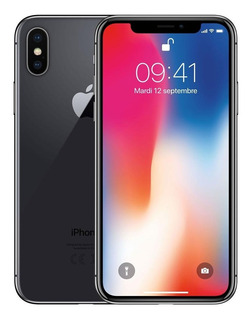 Apple iPhone X Semi Nuevos 64gb Libres 4g 12mp Más Garantía!