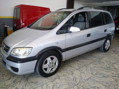 Chevrolet Zafira Gl 2.0 8 Valvulas 7 Asientos 2005