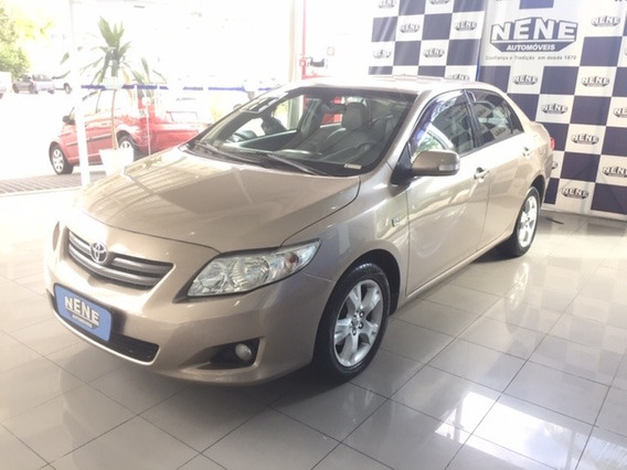 Toyota Corolla Xei 2.0 16v Automatico
