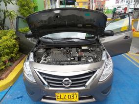 Nissan Versa Jlx