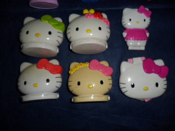Mc Donalds - Hello Kitty - Lote 3 No Estado