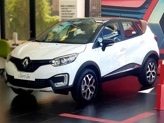Renault Captur 2.0 Intens 0km 2020 Contado Financiado Permut
