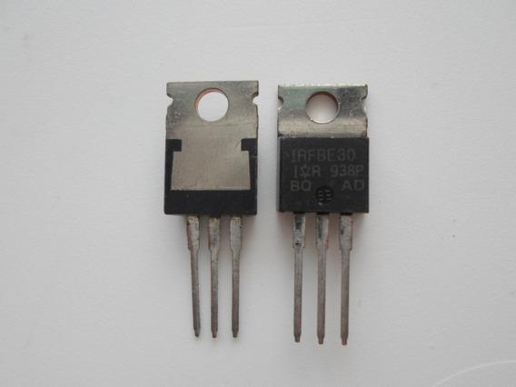Irfbe30 - Lote 3 Peças - Transistor Irfbe30