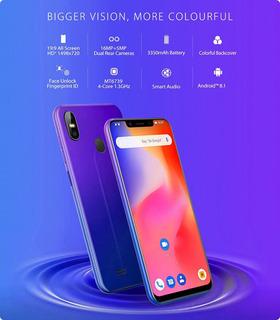 Celular Xone Phone Preto 32gb Importado