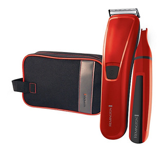 Maquina Cortadora Pelo Potente Remington Acero + Trimmer Ultimo Modelo