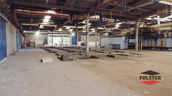 Galpão Industrial Para Locação, Distrito Industrial I, Santa Bárbara D