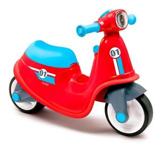 Correpasillos Tipo Scooter Rojo - Smoby