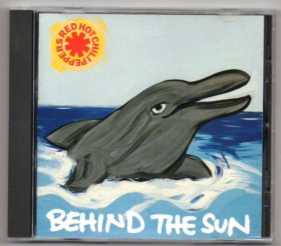Red Hot Chili Peppers Behind The Sun Cd Single Usa 1992