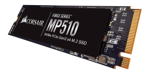 Corsair Force Series Mp510 Ssd M.2 2280 480gb Pcie Nvme