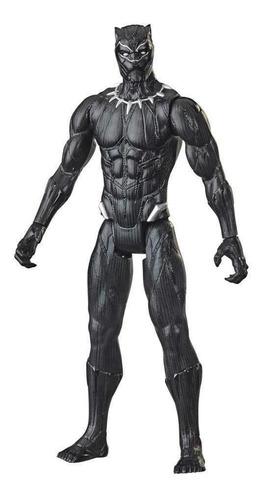 Boneco Avengers End Game Pantera Negra 30 Cm - Hasbro