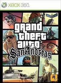Gta San Andreas Xbox 360 Mídia Digital