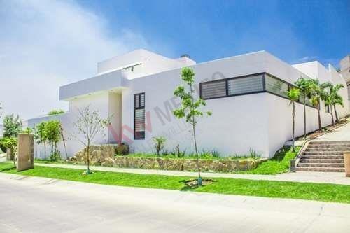 Casa En Renta Amueblada En Pedregal Fase 2. Renta $30,000.00