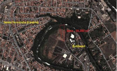 Terreno Comercial Para Locação, Santa Terezinha, Piracicaba. - Te0008