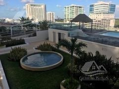 Departamento En Renta En Cancún/malecon Américas