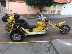 Triciclo Bycristo Modelo Star, Vw 1600, Carburador Simples,