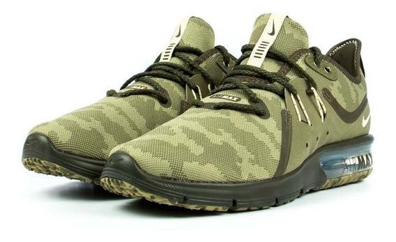 Zapatilla Nike Air Max Sequent 3, Talla Us 9