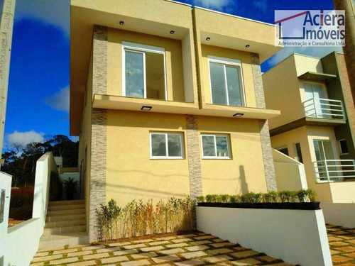 Imagem 1 de 30 de Casa Com 3 Quartos (01 Suíte), 116 M² Por R$ 585.000 - Terra Nobre Granja Viana - Vargem Grande Paulista/sp - Ca2700