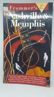 Libro Inglés Guía De Visitantes A Nashville Y Memphis Tennes