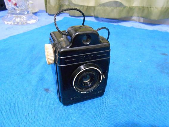 Antiga Maquina Fotografica Da Marca Plik Box