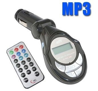 Transmisor Fm Escucha La Musica Mp3  En Tu Carro