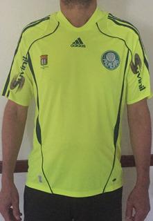 Camisa adidas Palmeiras 2008 Case Limao M Ou Gg