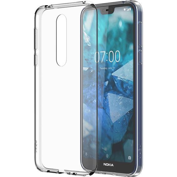 Nokia 7.1 Clear Case