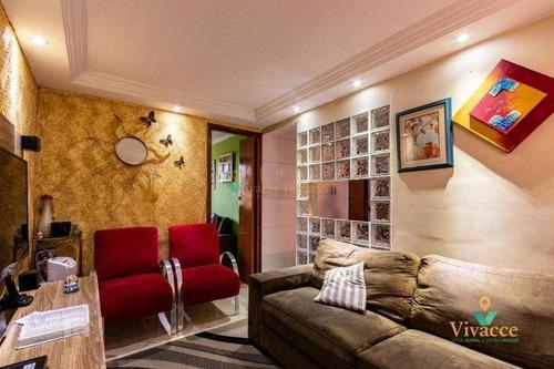 Imagem 1 de 26 de Apartamento À Venda, 49 M² Por R$ 200.000,00 - Artur Alvim (zona Leste) - São Paulo/sp - Ap0568