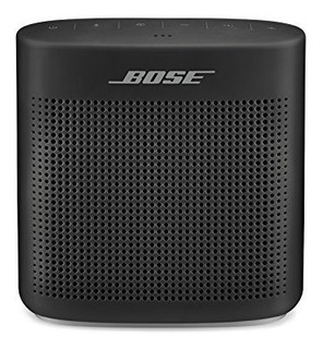 Bose Soundlink Color Bluetooth Altavoz Ii - Negro Suave