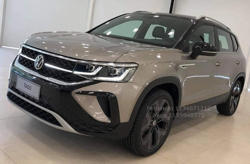 Volkswagen Taos 0km Automática 2021 Precio Autos Vw Nueva