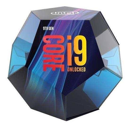 Processador Intel Core I9 9900k Lga 1151 9º Geração