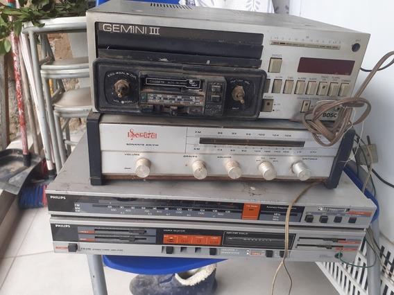 Lote De Sucata Gemini 3 ,receiver,sonata
