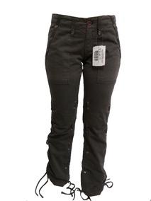 Calça Sarja Low Cut Zoomp -tamanho 34 - Frete Grátis - R0565