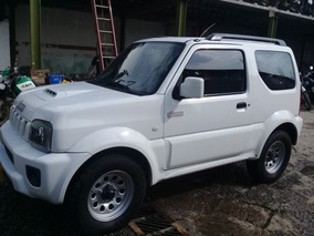 Suzuki Jimmy Blanco