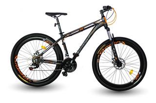 Bicicleta Mtb Profit X10 R29 Hidraulico Bloqueo Shimano 7vel