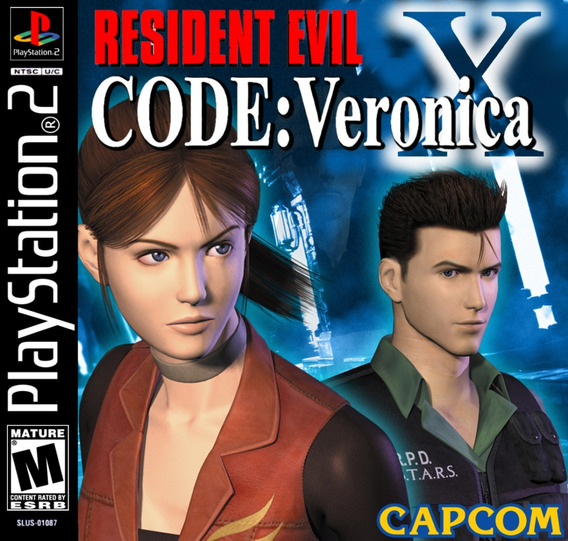 Patch Resident Evil Code Veronica Ps2