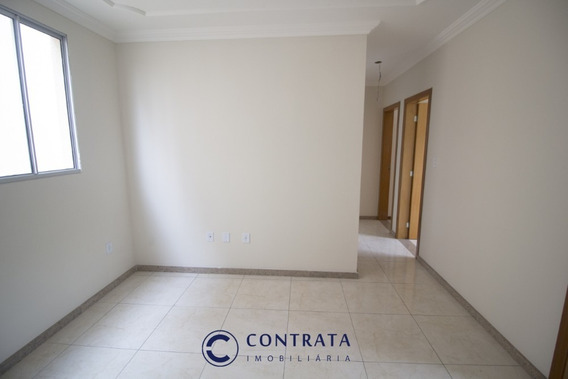 Apartamento Novo - 3 Qts (1 Suíte) - 2 Vagas