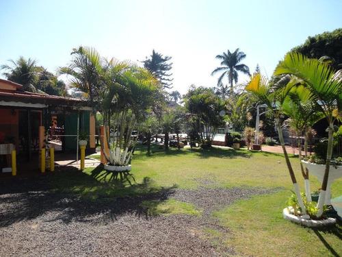 Chácara  Residencial À Venda, Condomínio Portal Dos Ipês, Ribeirão Preto. - Ch0002