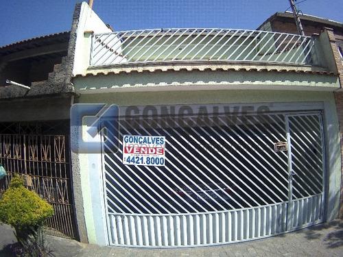 Venda Sobrado Santo Andre Parque Gerassi Ref: 139626 - 1033-1-139626